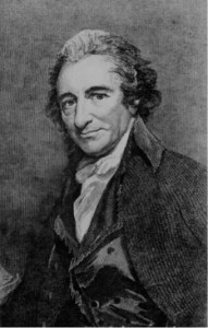 Doss, Marion. Thomas Paine, Engraving. Digital image. Flickr. Yahoo!, 25 June 2008. Web. 21 Oct. 2015.