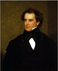 Osgood, Charless. Nathaniel Hawthorne. Digital image. Wikimedia Commons. 22 Sept. 2010. Web. 24 Nov. 2015.